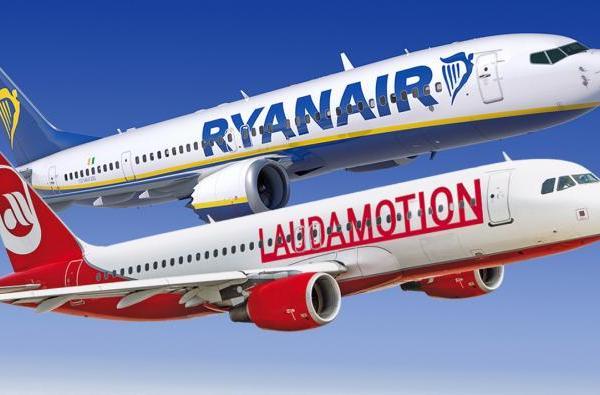 Nove linije iz Hrvatske Ryanaira\Laudamotion za Stuttgart