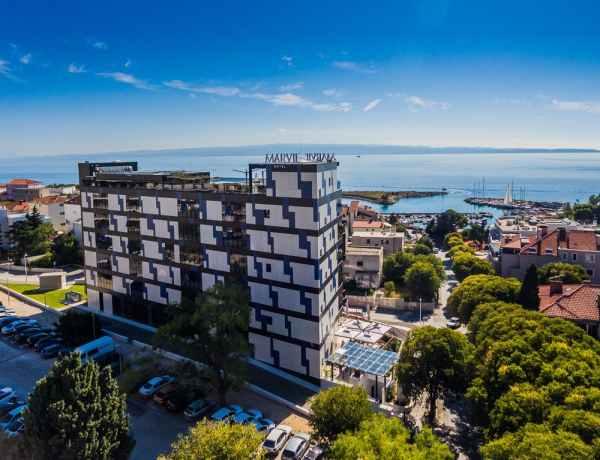 Akcija u Hotelu Marvie**** Split – Cijena već od 292 kn po osobi