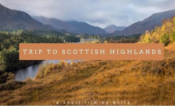 Trip to Scottish Highlands