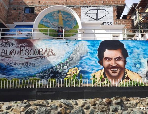 Putevima Pabla Escobara
