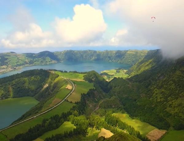 Povratne aviokarte za Azore već od 73€