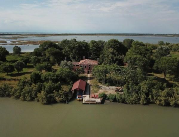Rentaj privatni otok kod Venecije za 94 eura