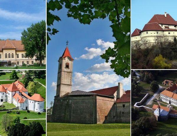 Dvorci Sjeverne Hrvatske napokon u jedinstvenom turističko kulturnom proizvodu!