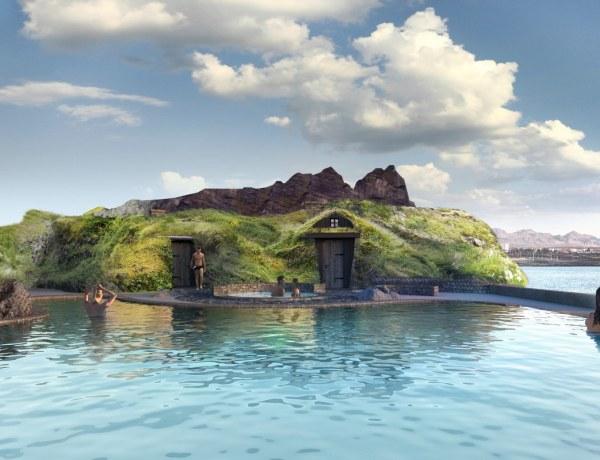 Sky Lagoon Island – Nova geotermalna laguna s pogledom na ocean