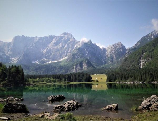 Laghi di Fusine ili Belopeška jezera izvrstan su prijedlog za provesti dan u prirodi