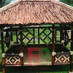 gazebo bambu 2