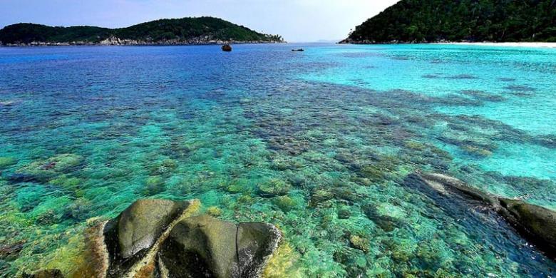 Dream Indonesia: Kepulauan Anambas, Surga Tropis Di Ujung Negeri