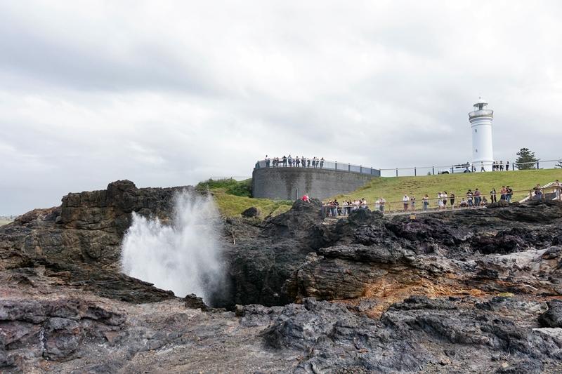 Kiama Blowhole, Tempat Dimana Laut Bersuara