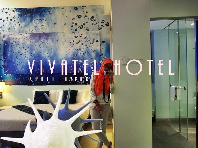 Pengalaman Menginap di Vivatel Kuala Lumpur, Hotel Yang Memiliki Berbagai Jenis Elemen Alam