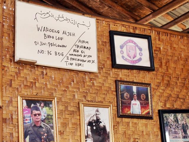 Waroeng Atjeh Paling Juara di Bandung
