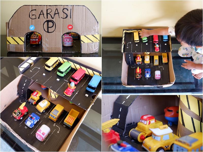 Asiknya Membuat Handmade Montessori Toys