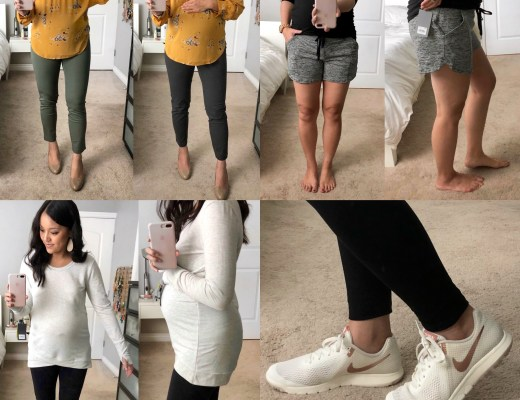 REVIEWS: Athleisure (not maternity) + Maternity Business Casual Pants + Maternity Jeans + More