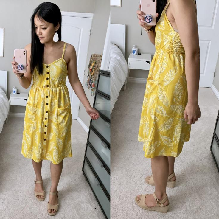 Yellow Sundress Review