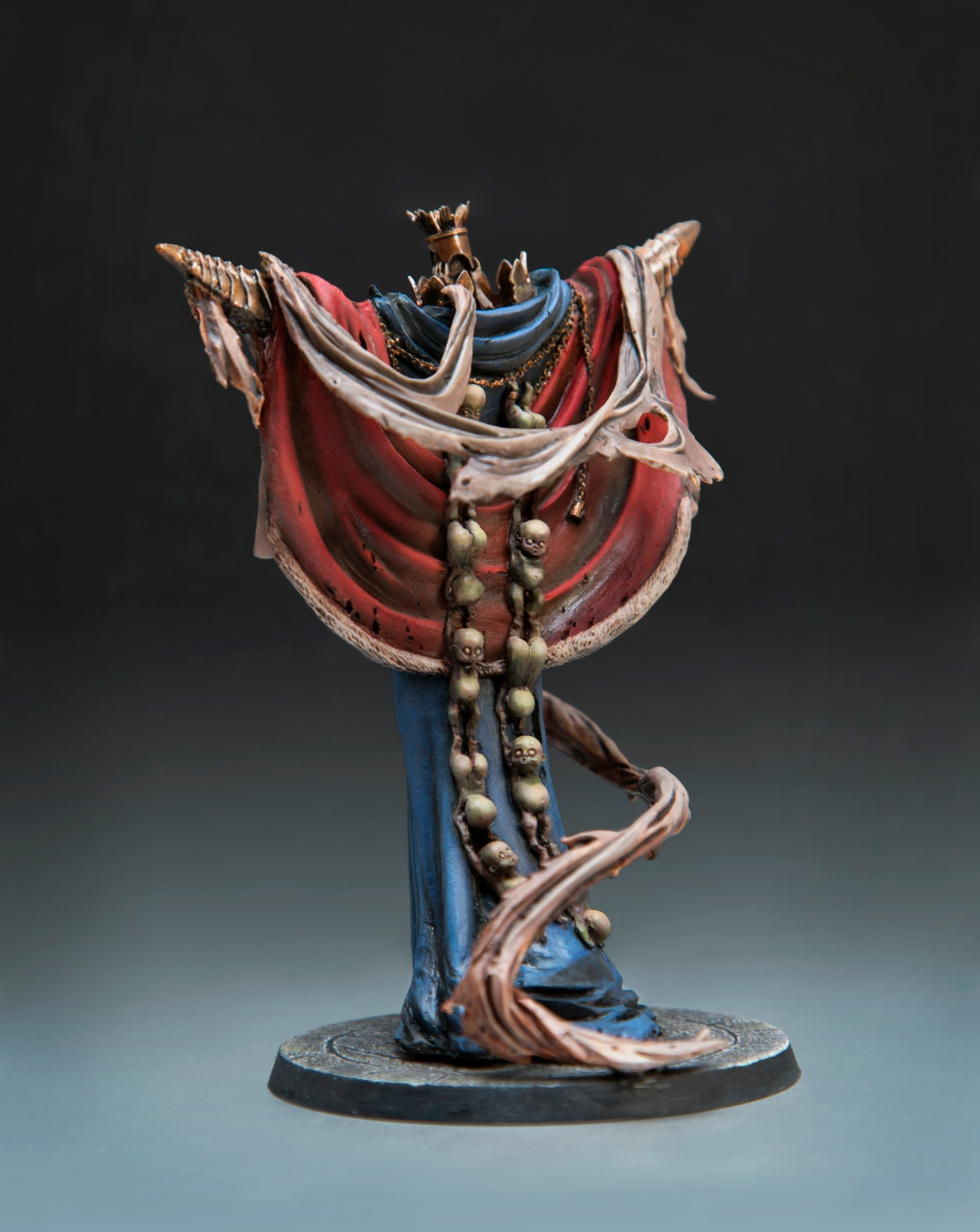 The King Kingdom Death By Quot Lyla Mev Quot Lexie B 183 Putty Amp Paint