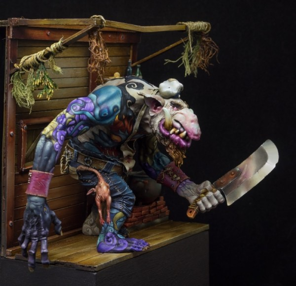Model of the Week: Fesechko – Ugg the Troll Cook