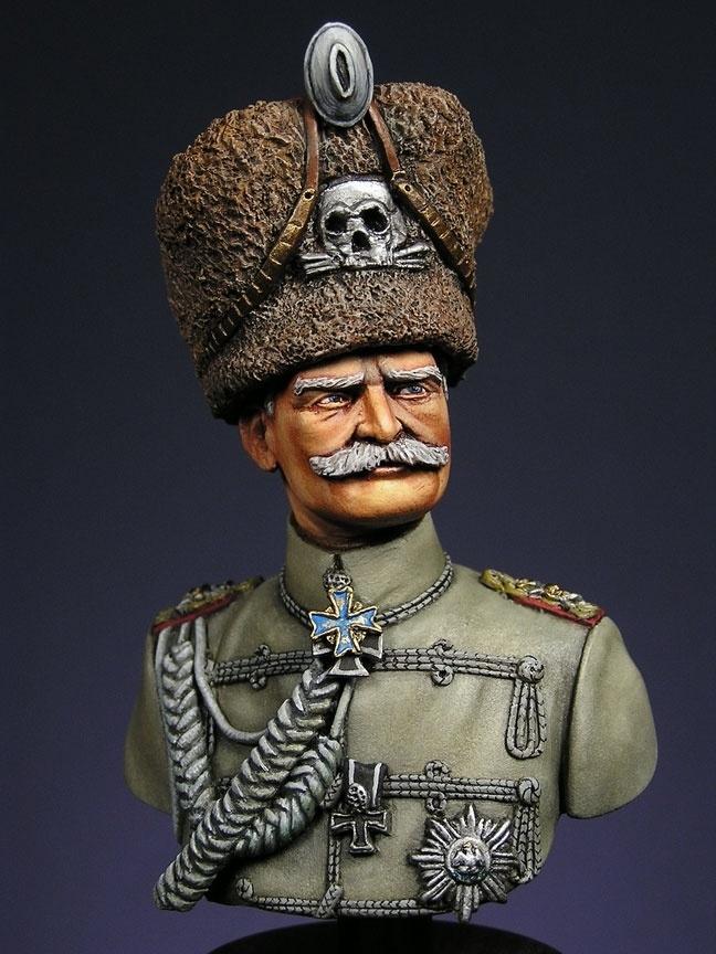 August Von Mackensen By Jim Johnston PuttyampPaint