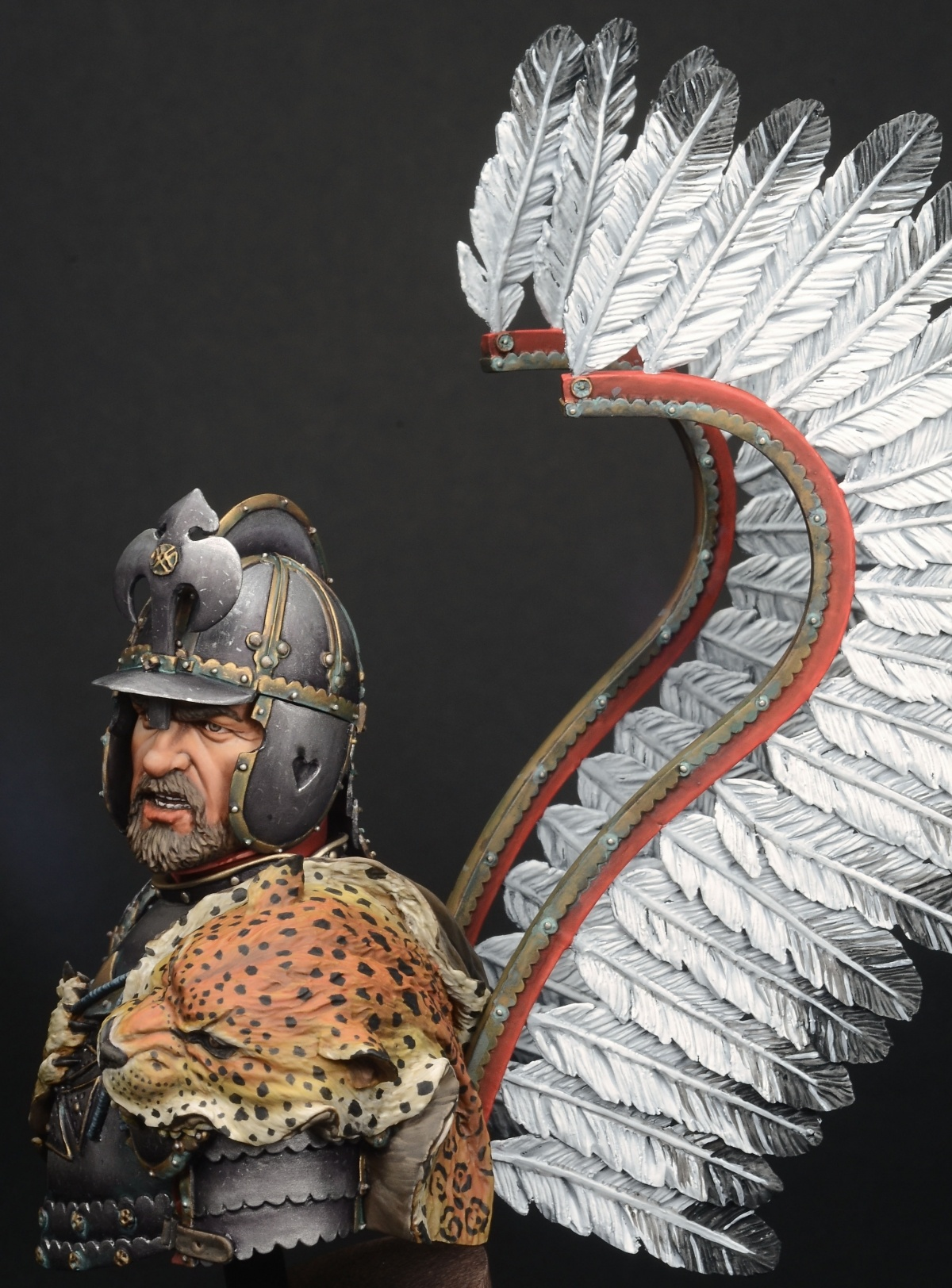 Polish Winged Hussar 17th Century Youngminiatures 1 10