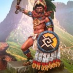 Warriors Maya Warrior - Eagle Clan Commander by Cormin · Putty&Paint