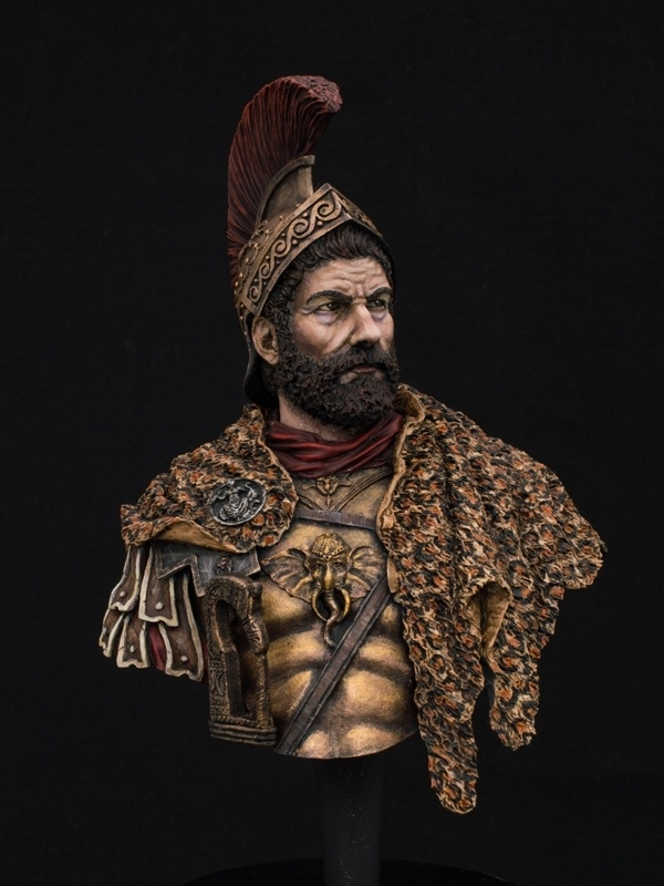 Hannibal Barca By Ragip Oy PuttyampPaint