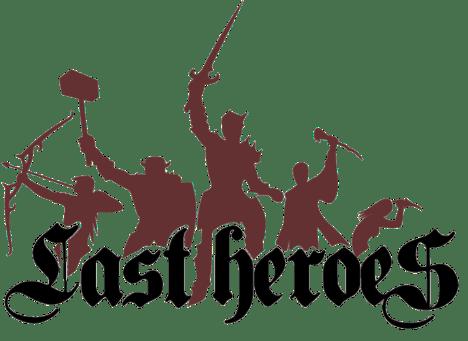 Logo do Last Heroes