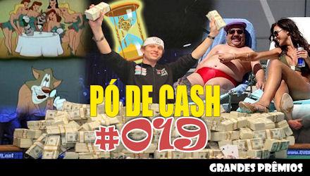 pó de cash 19
