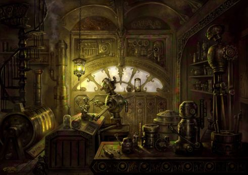 Steampunk Wallpapers_img_1