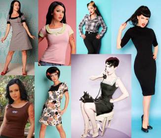 pinup-fashion