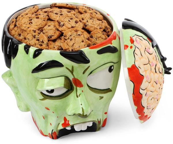 Porta Cookies Zumbi