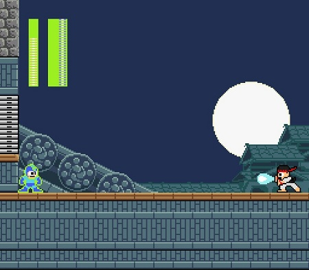 Street Fighter X Mega Man mega6
