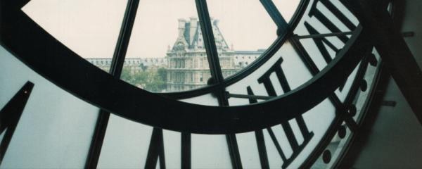 Relógio do Louvre