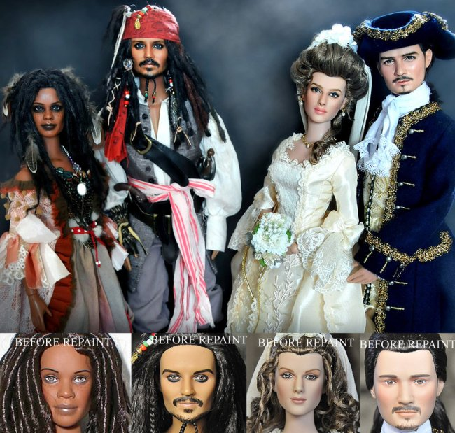 pirates_of_the_caribbean_dolls_by_noeling-d29h7w4