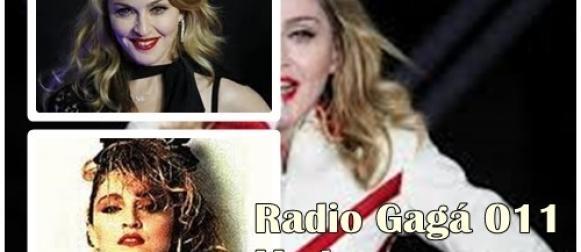 Podcast Radio Gaga 011 Madona