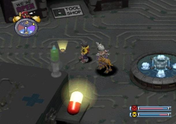 Digimon World - 001