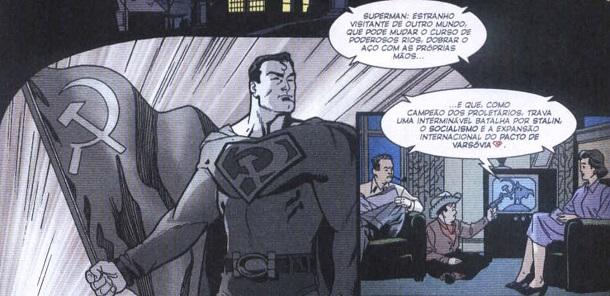 Superman Entre a Foice e o Martelo 2