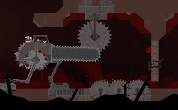 Super-Meat-Boy Novo Crash dos Videogames
