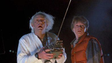 Doutor Brown e Marty