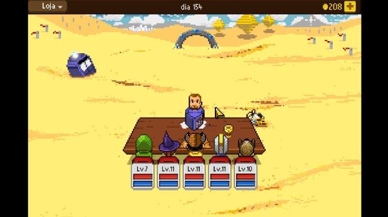 5 pontos de XP e 3 moedas para quem achar a referência dessa screenshot!