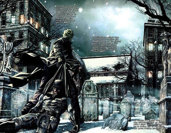 Batman Noel - 003
