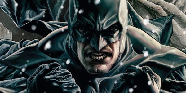 Batman Noel - capa