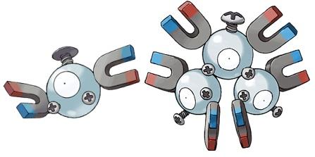 pokémon - Magnemite