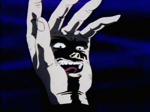 Vampire Hunter D left hand
