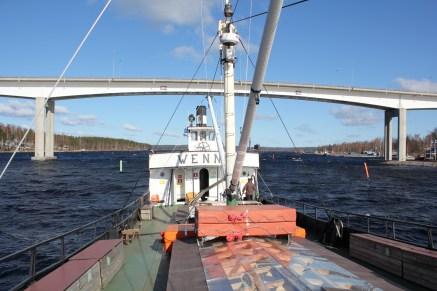 Wennolla vappuna 2012 Puumala-Savonlinna (2)