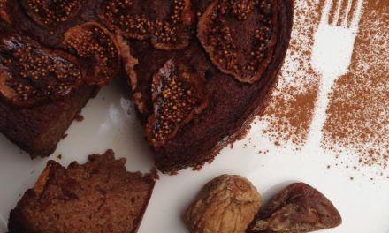 Peren-kaneel cake van Eef.