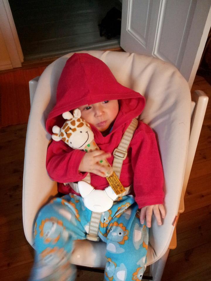 vauva stokke