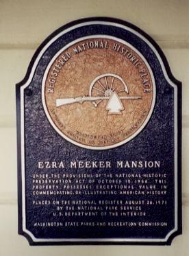 Historic Landmark Place Meeker Mansion
