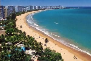 Puerto Rico Isla Verde Beach Credit: DiscoverPuertoRicoUSA.com