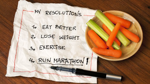 New Years Resolutions Goals 2016