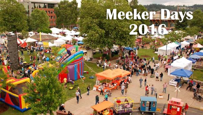 Meeker Days in Puyallup
