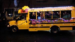 santa-parade