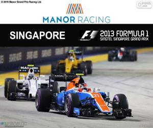 puzzels Marussia F1 Team puzzels en legpuzzels